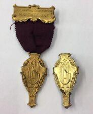 More details for national association of goldmsiths 1914 medal & pin badge