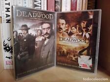 !!! DEADWOOD !!! SERIE COMPLETA 3 TEMP. *** PRECINTADA *** LEER DESCRIPCION ***