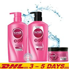 Special Pack Sunsilk Smooth & Managable Shampoo + Conditioner + Treatment