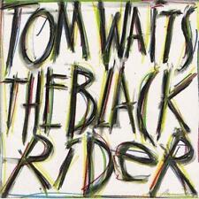 TOM WAITS - The Black Rider (CD 1993 Reissue) Alternative Blues Rock *EXC