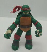 """2012 Viacom Teenage Mutant Ninja Turtles TMNT RAPHAEL 4.5"""" Action Figure"""