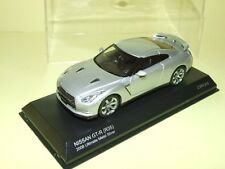 NISSAN GT-R R35 2008 Gris KYOSHO