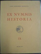 *TRIU*  catalogo Asta MAGNAGUTI EX NUMMIS HISTORIA vol. IX 1965 Medaglie Gonzaga