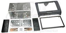 Audi TT Mk2 06 on 8J Black Double Din Car Stereo Fitting Kit Facia CT23AU05