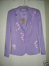 Mandalay Pant Suit Size 4 Lilac Beaded & Sequins Reduced $100 more