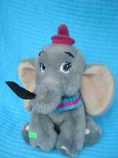 Peluche n°K66 : éléphant DUMBO 28cm Disney exclusive