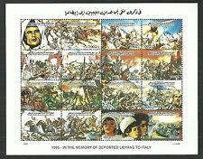 1995- Libya- The memory of deported Libyans to Italy Militaria Gaddafi Gheddafi