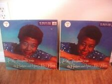 ELLA FITZGERALD SINGS THE RODGERS & HART SONG BOOKS Vo1 1 & 2~ RCA UK IMPORTS