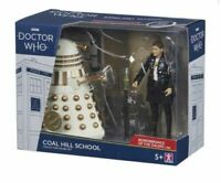 Doctor Who  Ace & Dalek Coal Hill School Collectors Set Limited Figures FREE P&P
