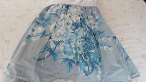 Vintage Grace-by RALPH LAUREN Twin size  Bedskirt Dust ruffle-100% Cotton