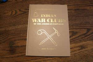 Indian War Clubs - John Baldwin