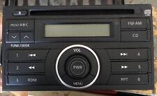 OEM 2007-2009 Nissan Versa Factory Stereo Cd Player Radio PN:2812L.