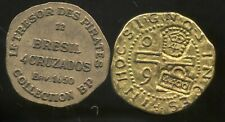 BRESIL  4 cruzados 1650   COLLECTION BP    ( bis )