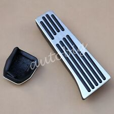 For BMW M-DCT M3 M5 M6 Foot Gas Brake Pedal Accelerator Anti-Skid Aluminum Cover