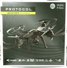Protocol Galileo Stealth Quadcopter Drone with Camera - Ready-to-Fly - Black