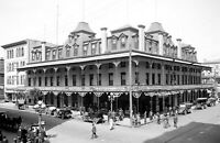 """1910-1920 Duval Hotel, Jacksonville, FL Vintage Photograph 11"""" x 17"""" Reprint"""