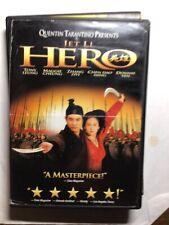 Hero - Jet Li, Maggie Cheung (Dvd, 2004)