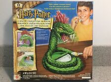 Vintage Harry Potter CANDY CREATURE MAKER by Mattel, 2001 - BRAND NEW & SEALED