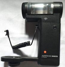 AGFATRONIC CS302 AUTO/MANUAL HAMMER TYPE FLASH GUN