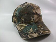 United Engines Camo Hat Camouflage Strapback Baseball Cap