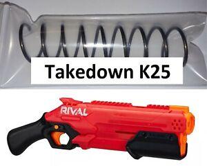 FOR Nerf Rival Takedown Blaster High Power K25 Coil Spring Mod Upgrade Take Down