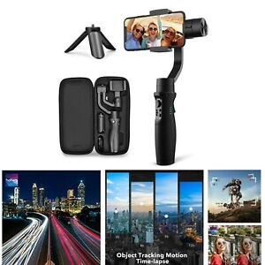 Mobile 3 Axis Gimbal Stabilizer for Smartphones Vlog Estabilizador Para Celular