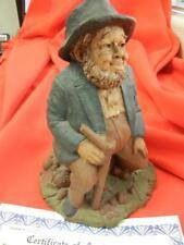 "Cairn Studio Tom Clark Gnome Ltd Edition w Coa #42 ""Lawrence"" 1981"