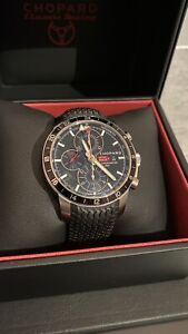 Chopard GMT Mille Miglia 2012 Limited Edition - Excellent Condition