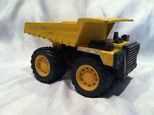 "Collectible Vintage 1988 Remco Dump Truck Missing Cab 7"" Long"