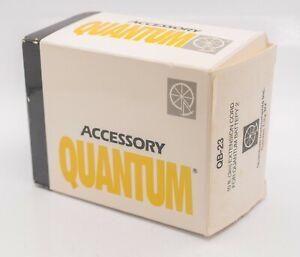 NOS - Quantum QB-23 10ft. Battery 2 Power Cable Extension