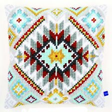 Vervaco - Cross Stitch Cushion Front Kit - Ethnical I -   PN-0154993