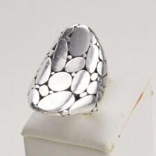 JOHN HARDY Kali Pebble Ring Size 5