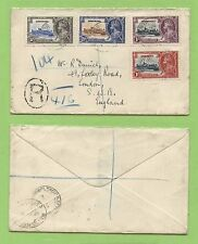 Royalty George V (1910-1936) British Covers Stamps