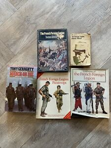 French Foreign Legion Books