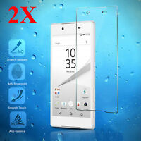 2Pcs Top Class Tempered Glass Film Screen Protector For Sony Xperia Z3 Z4 Z5