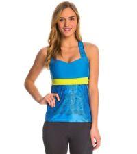 3ad1480ad84340 Blue Fleece Activewear Tops for Women