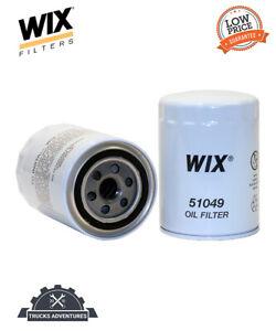 Wix Engine Oil Filter P/N:51049