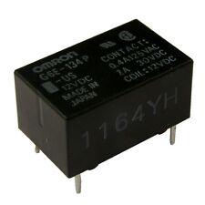 OMRON G6E-134P-US-12 Relais 12V DC 1xUM 3A 720R Low Signal Relay 854743