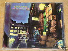 DAVID BOWIE ZIGGY STARDUST ORIGINAL 24-BIT 1ST PRESS UK EU 11-TRACK CD 1999
