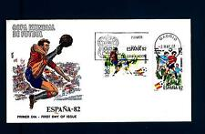 """SPAIN - SPAGNA - 1981 - """"Espana '82"""". Campionati mondiali di calcio in Spagna"""