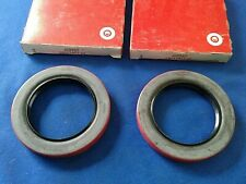 National Oil Seals Rear Wheel Seal # 410987 PAIR