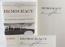 Democracy Stories from the Long Road to Freedom Condoleezza Rice ✎ SIGNED ✎ 1st