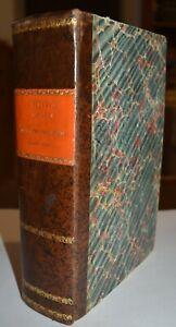 ALPI - ediz. 1845 - MONTAGNA - GEOLOGIA - STORIA NATURALE