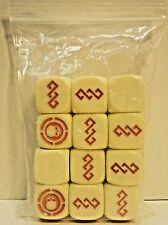 Warhammer 30k Horus Hersey Betrayal of Calth Replacement dice set GW Dutch