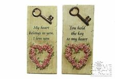 Heart Inspirational Decorative Plaques & Signs