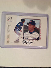2001 Fleer Legacy Elpidio Guzman #94 RC 751/799 Anaheim Angels on card Auto