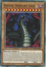 Yu-Gi-Oh: DIVINE SERPENT GEH - CYHO-EN092 - Common Card - 1st Edition