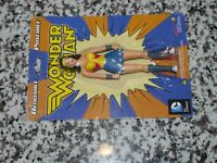 MOC 2013 NJ CROCE DC COMICS WONDER WOMAN BENDABLE FIGURE