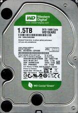 Western Digital WD15EARX-22PASB0 1.5TB DCM: HARNNTJCAB
