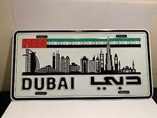 Dubai Collectible Souvenir Car Plate